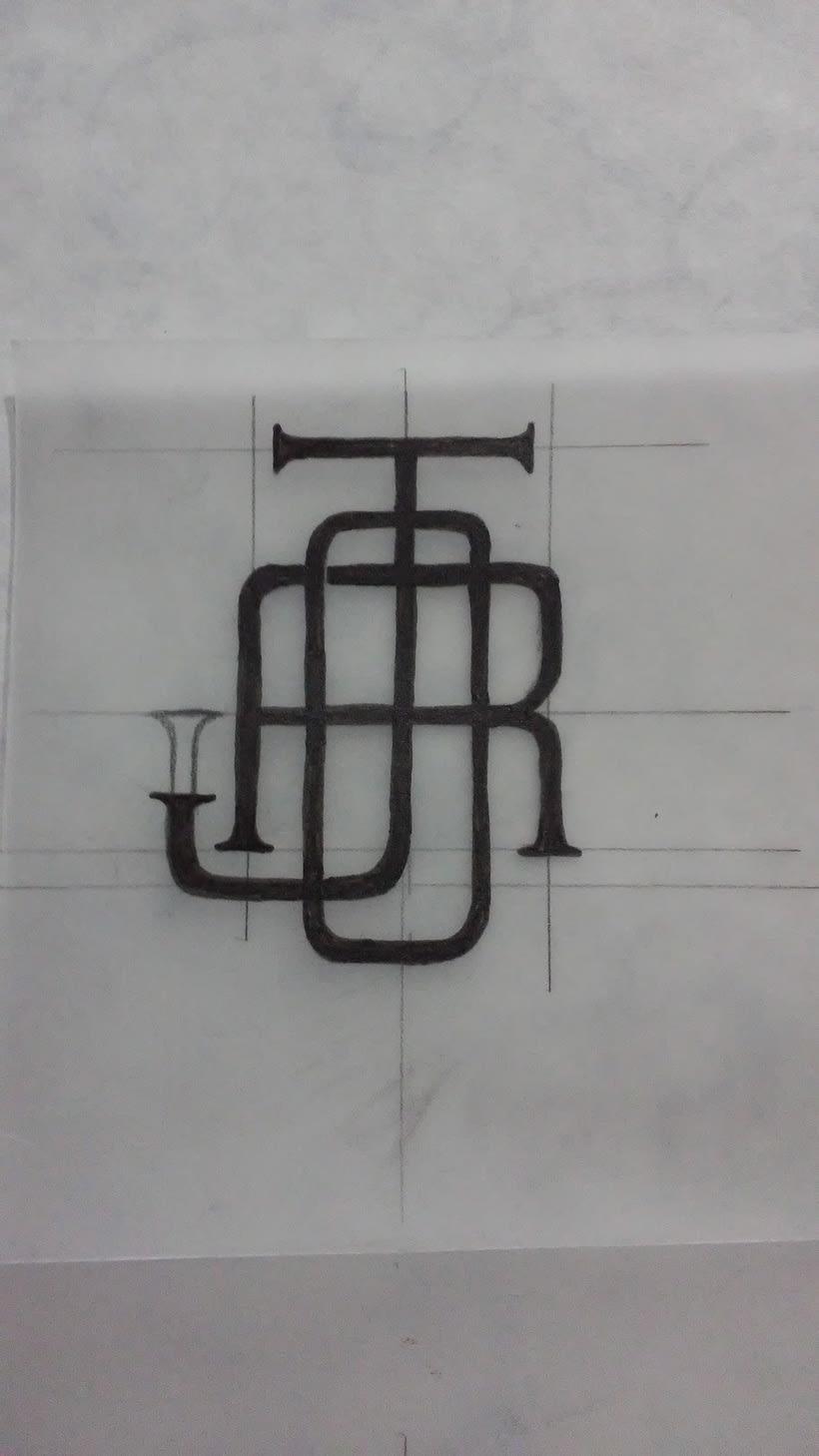 Mi Proyecto del curso: monogramas de mis iniciales 1