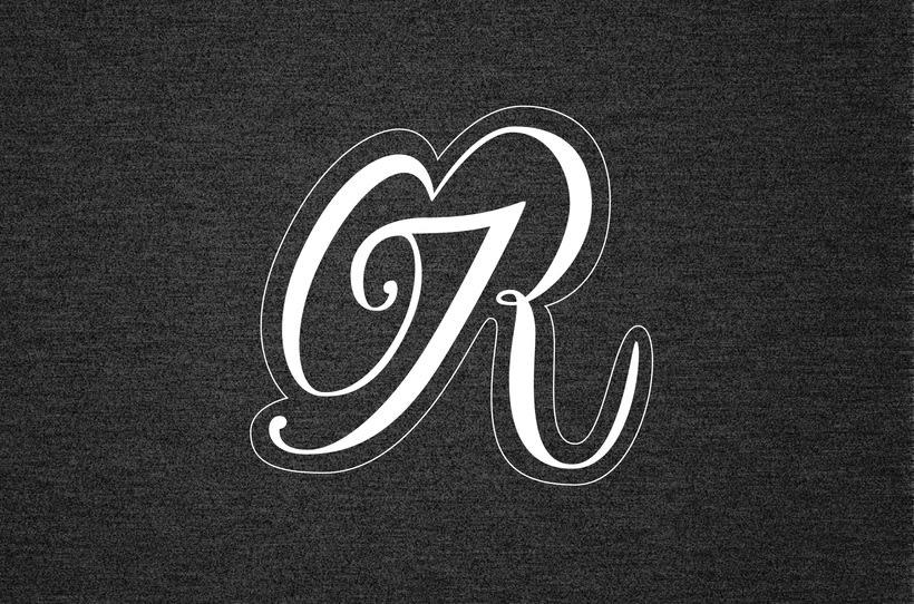 Mi Proyecto del curso: monogramas de mis iniciales 5