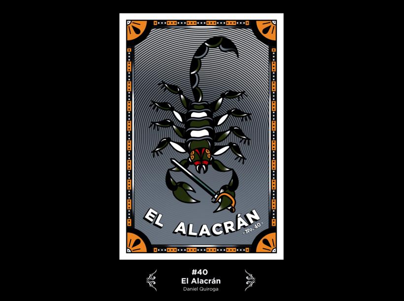 Lotería Mexicana Ilustrada 21
