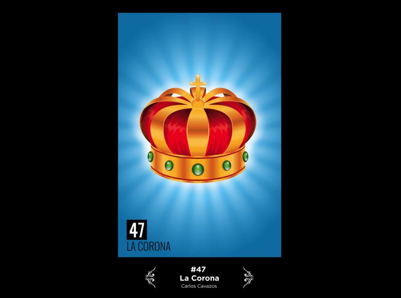 Lotería Mexicana Ilustrada 25