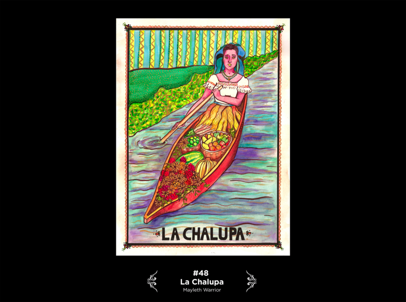 Lotería Mexicana Ilustrada 26