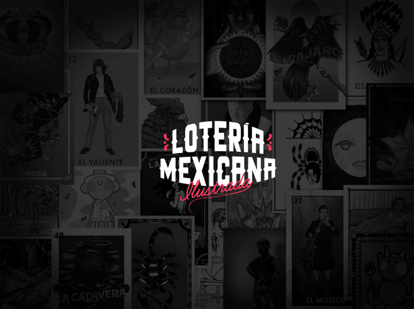 Lotería Mexicana Ilustrada 0