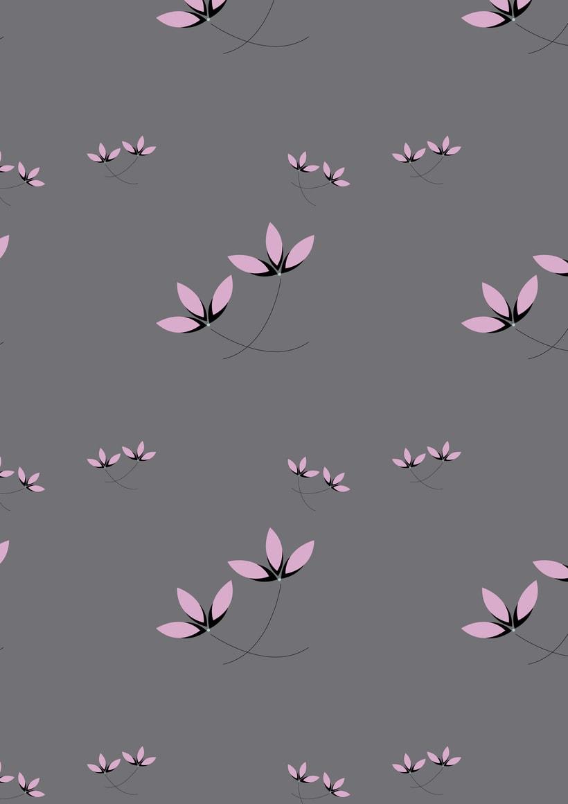 Flores vectoriales 1