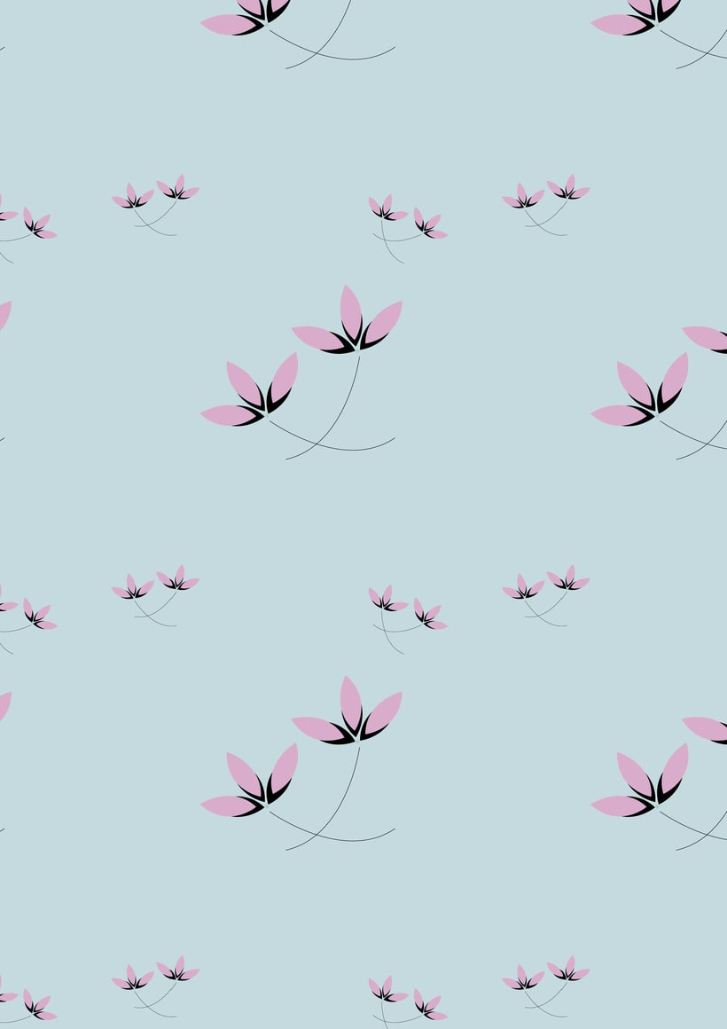 Flores vectoriales 3