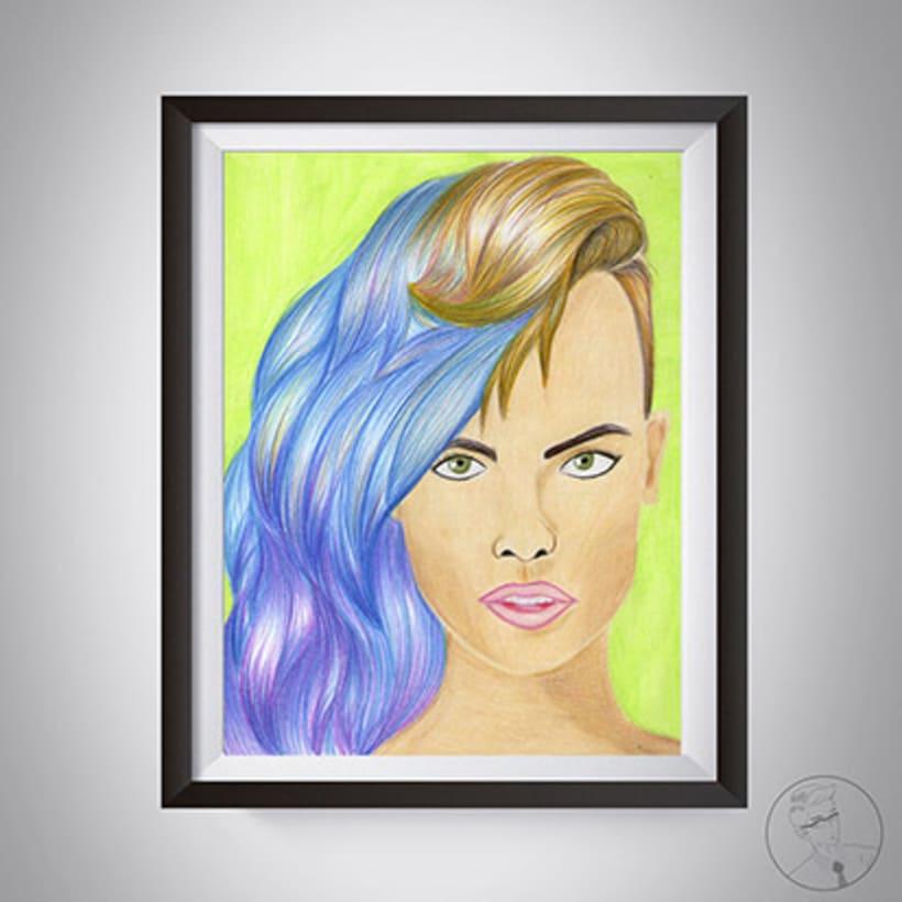 Hair Styles (Estilos de cabello) 6