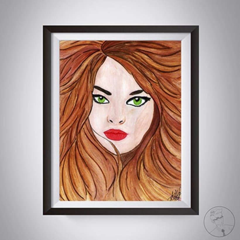 Hair Styles (Estilos de cabello) 7