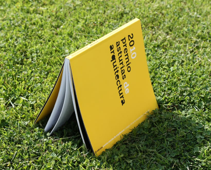 Catálogo 20 Premio Asturias Arquitectura 1