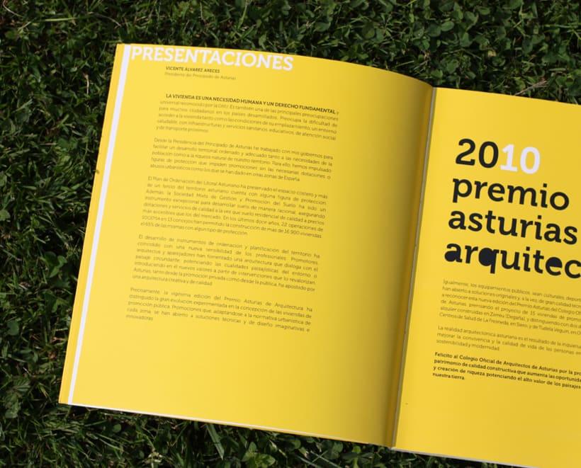 Catálogo 20 Premio Asturias Arquitectura 2
