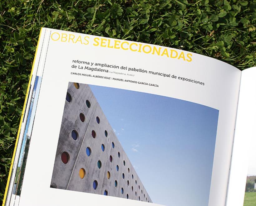 Catálogo 20 Premio Asturias Arquitectura 10