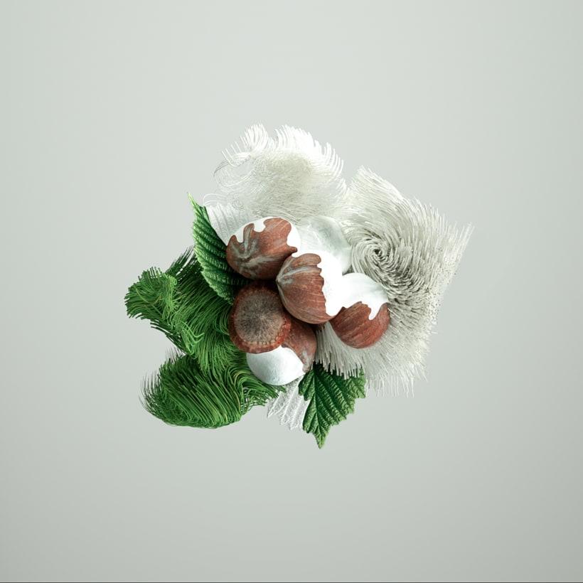 Digital Art Food  -1
