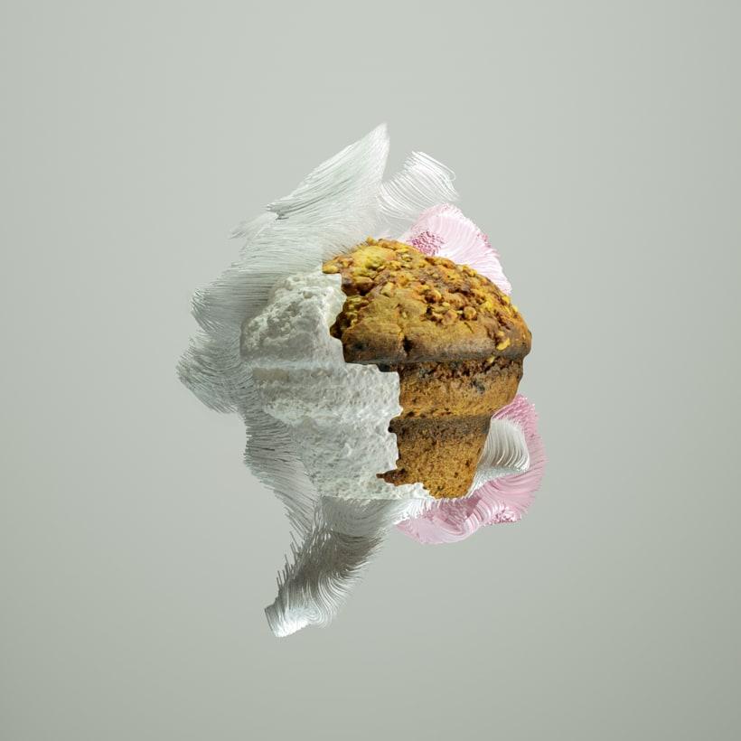 Digital Art Food  1
