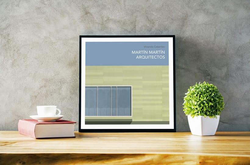 Ilustraciones de Arquitectura Granadina 0