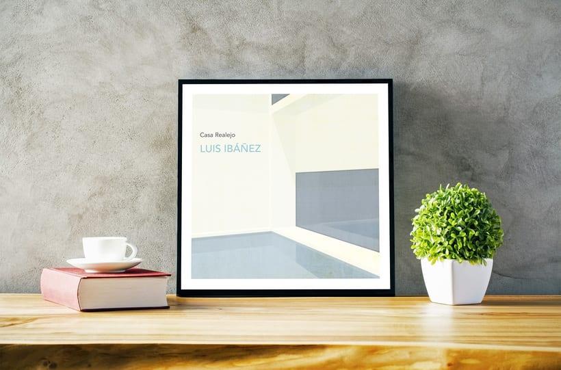 Ilustraciones de Arquitectura Granadina 3