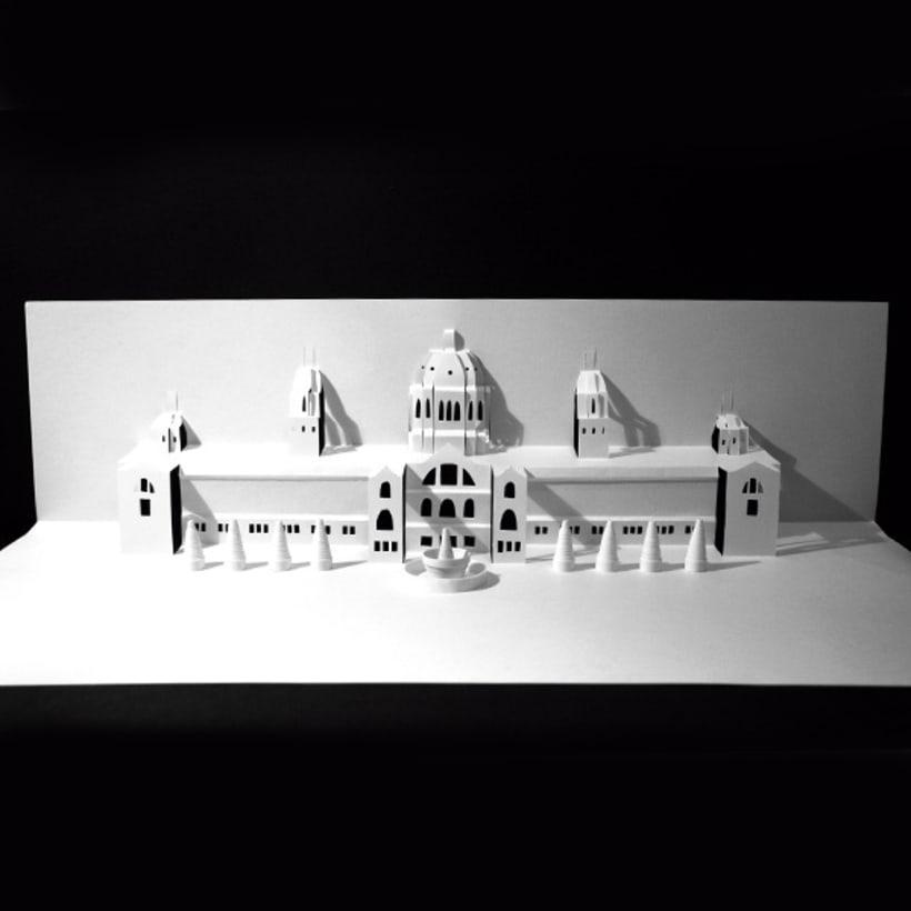 Kirigami Palace 1
