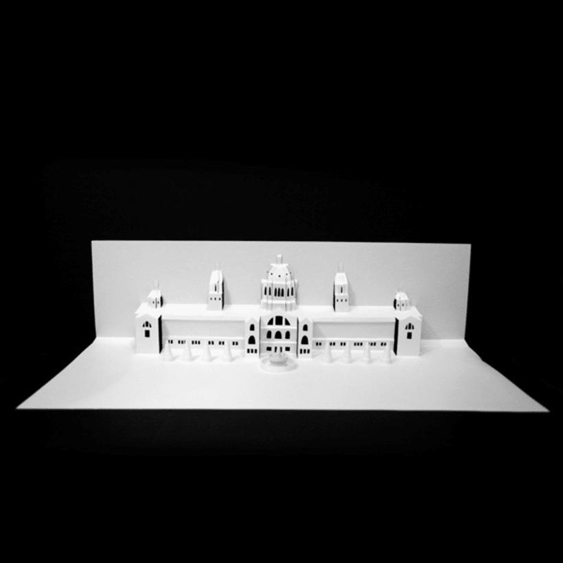 Kirigami Palace 2