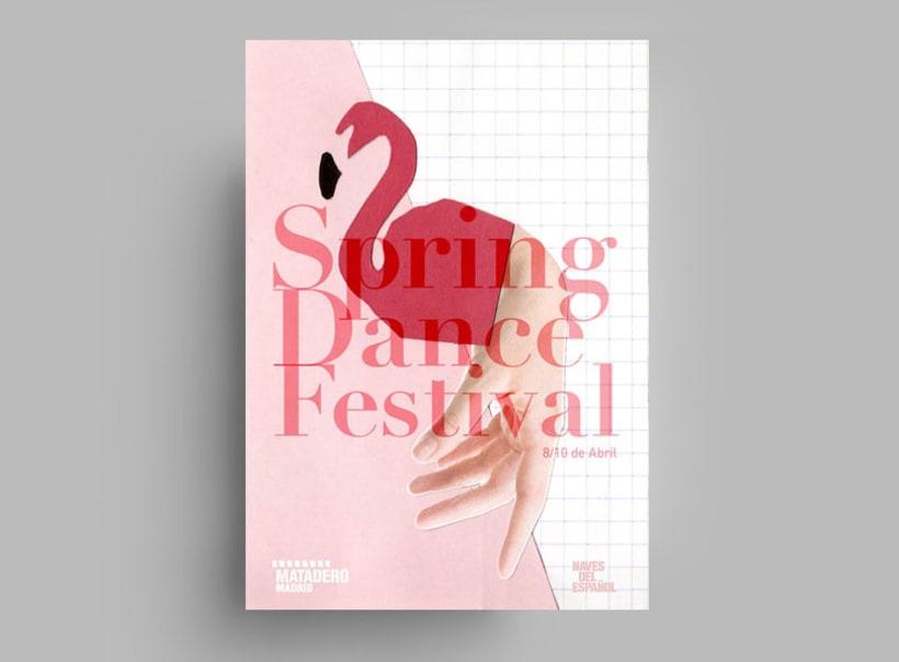 Dance Festival Poster 0