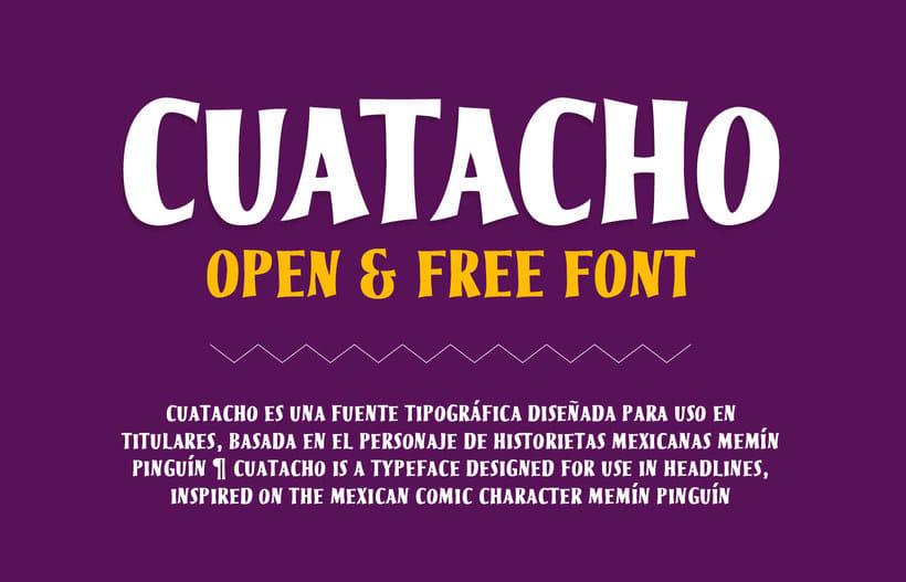 20 tipografías gratuitas made in España y Latinoamérica 32