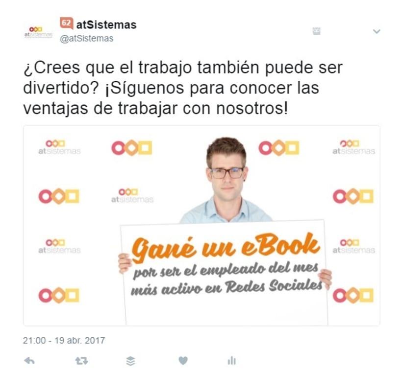 Campaña Twitter Ads Captación Talento -1