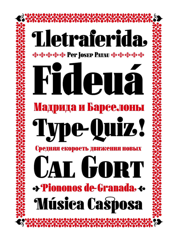 20 tipografías gratuitas made in España y Latinoamérica 36