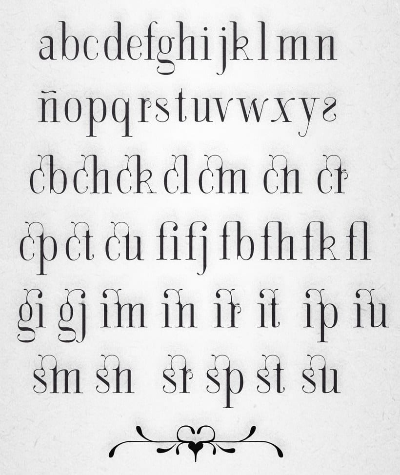 20 tipografías gratuitas made in España y Latinoamérica 42