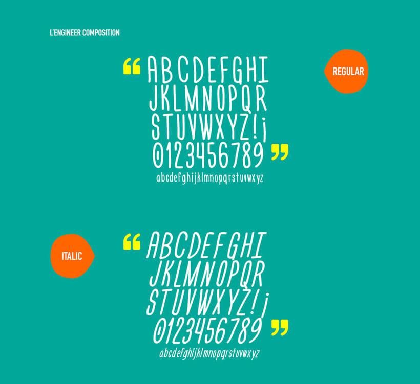 20 tipografías gratuitas made in España y Latinoamérica 45
