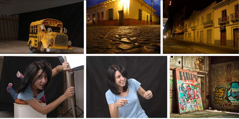 """Mi Proyecto del curso: Secretos del fotomontaje y el retoque creativo """"El escape"""" 2"""