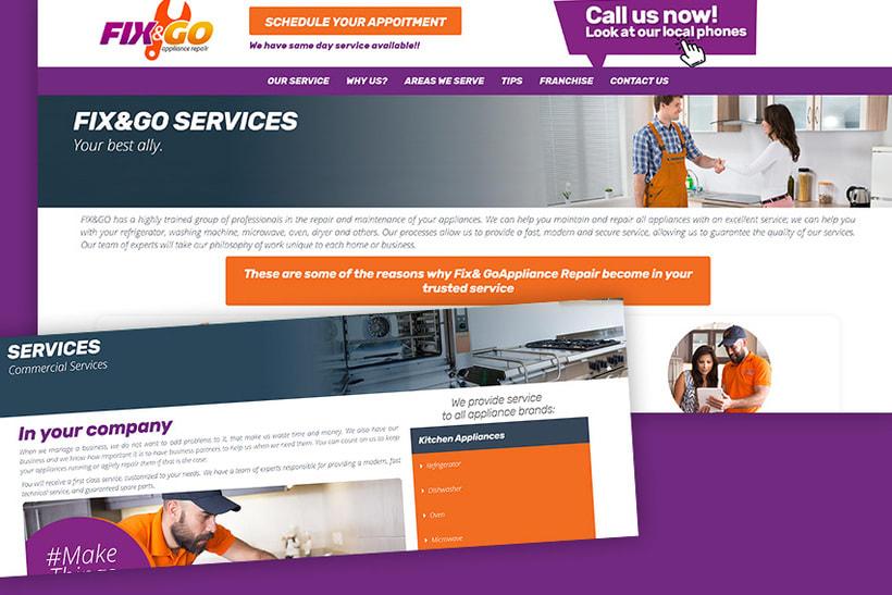Fix&Go Appliance 2