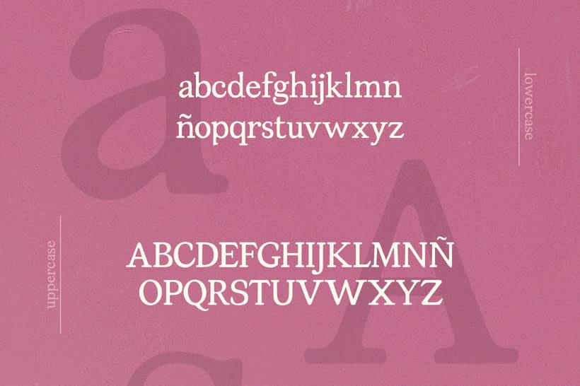 20 tipografías gratuitas made in España y Latinoamérica 54