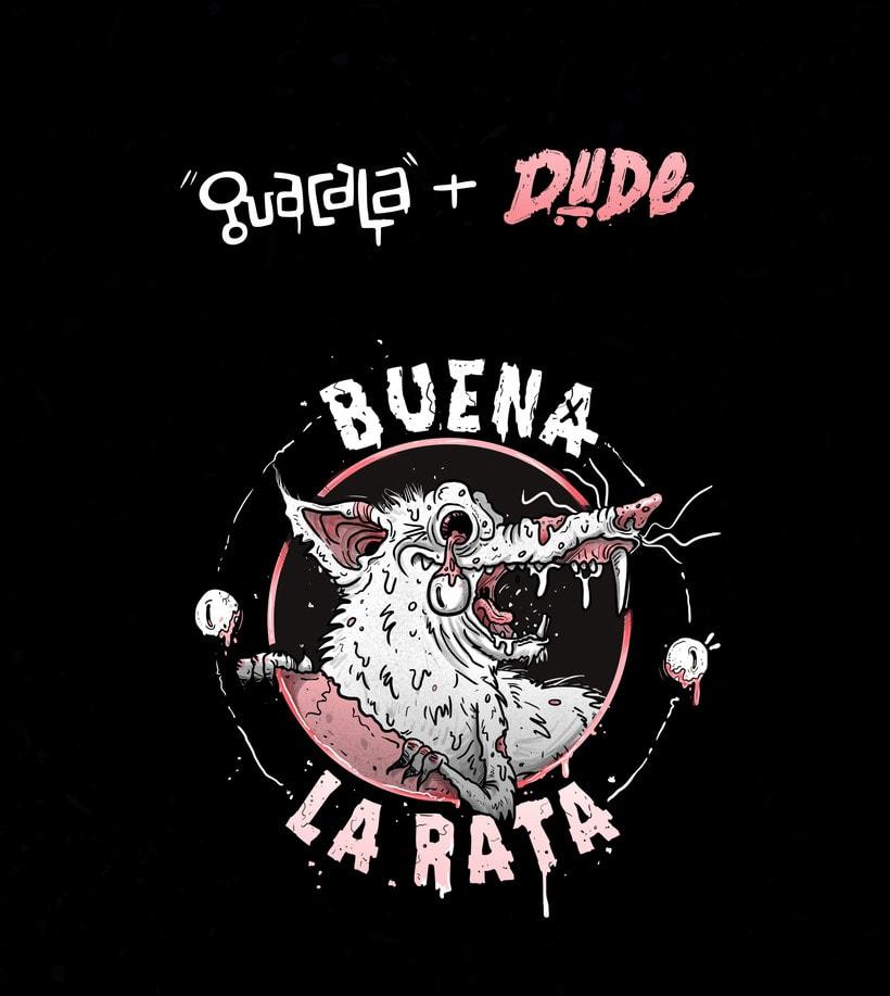 Buena la Rata  -1
