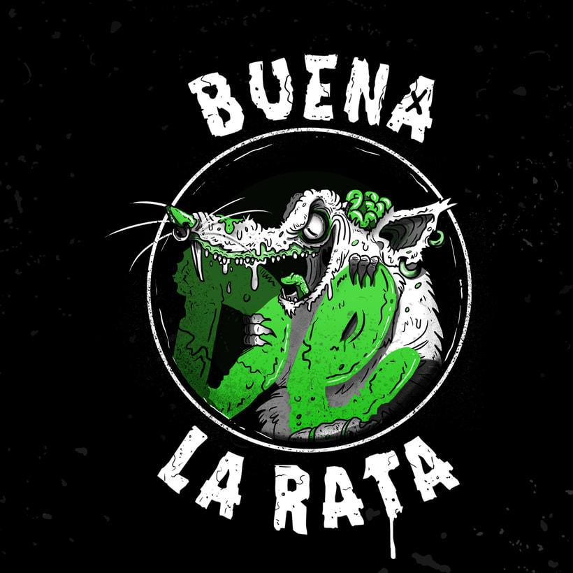 Buena la Rata  2