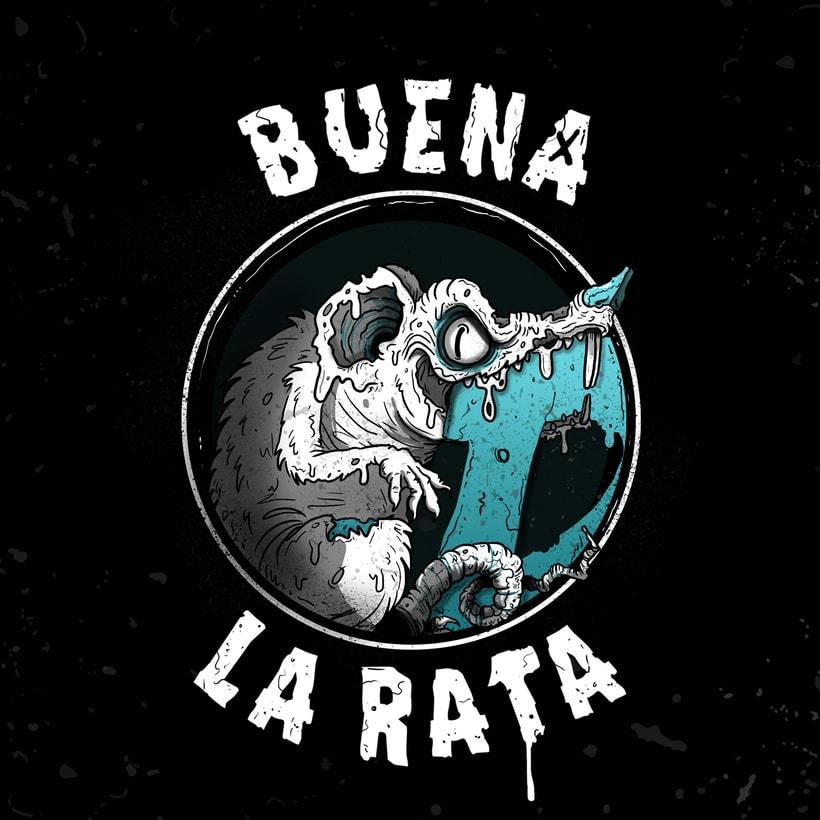 Buena la Rata  3