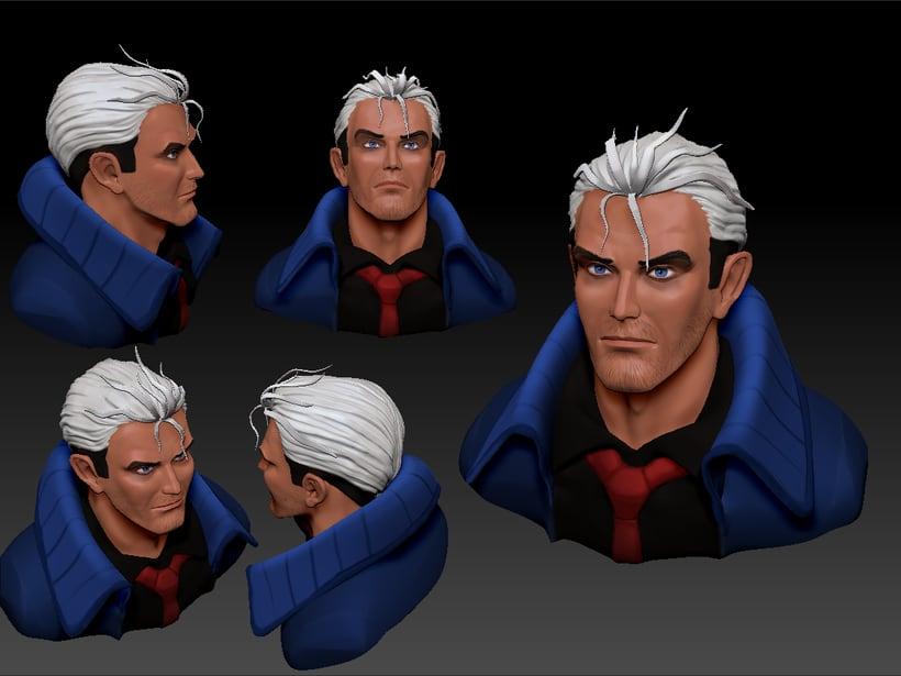Modelado de personajes en 3D 0