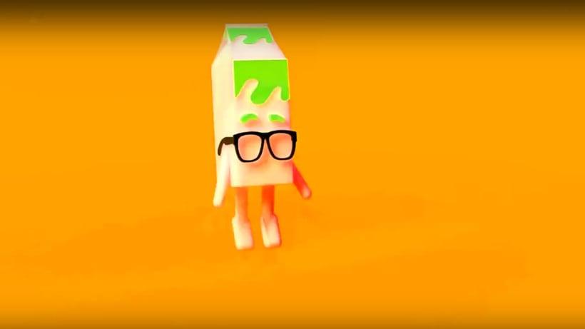 Mi Proyecto del curso: Diseño de personajes y Animación 3D 0