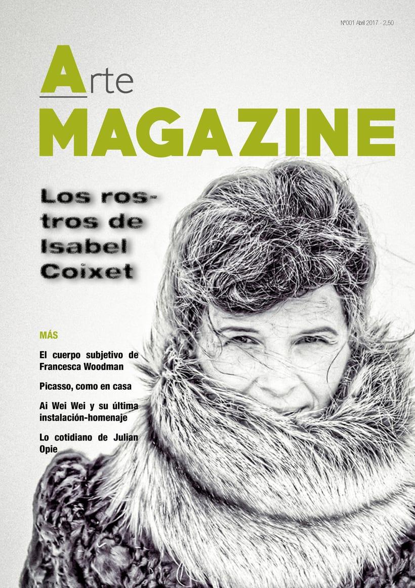 Revista de arte 1