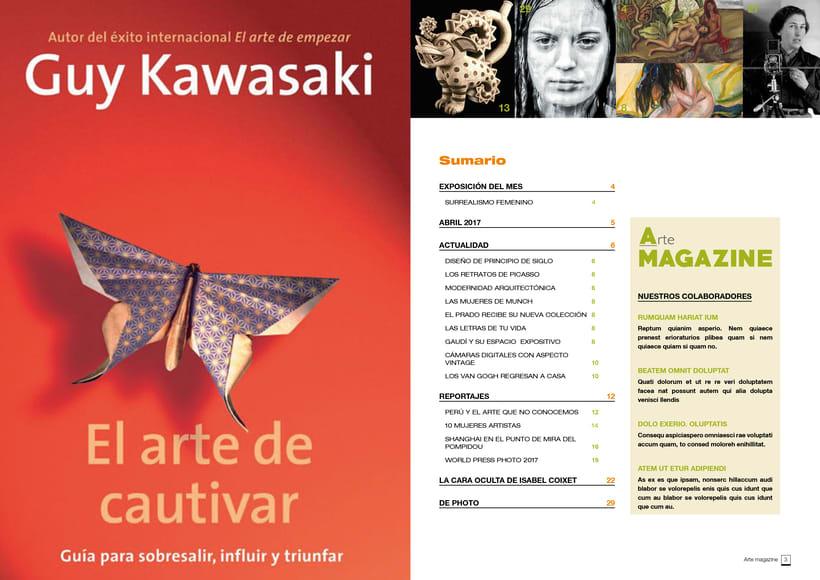 Revista de arte 2