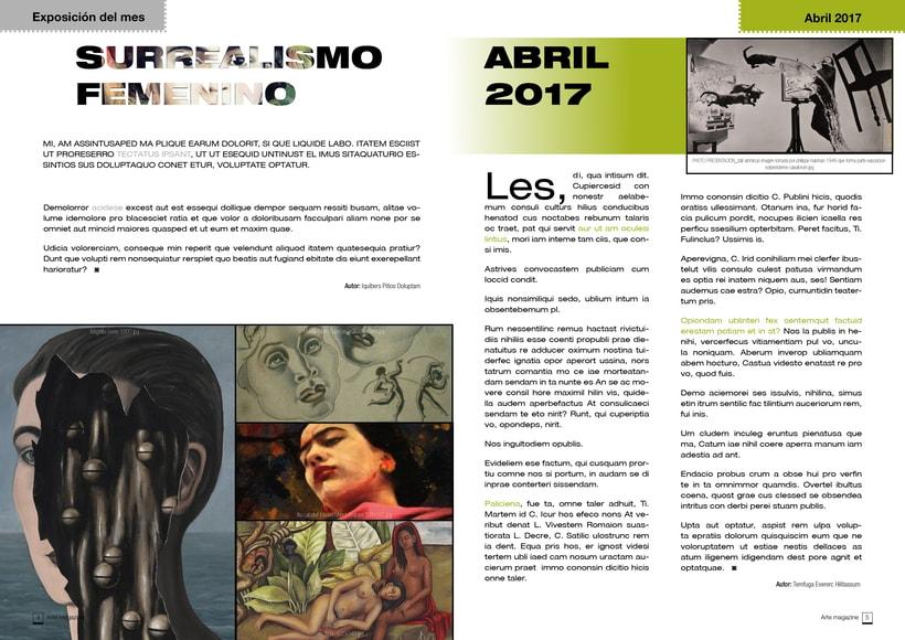 Revista de arte 3