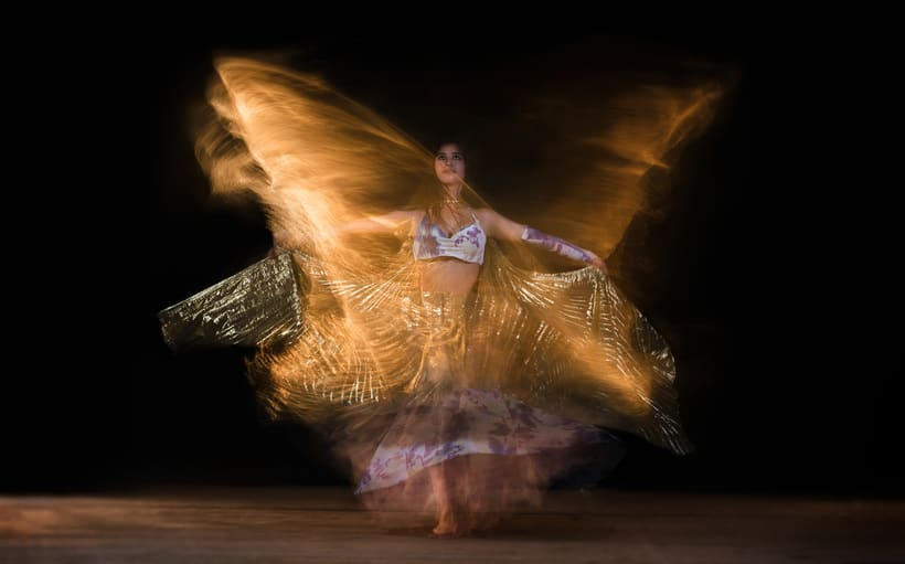 Movimiento y luz 1
