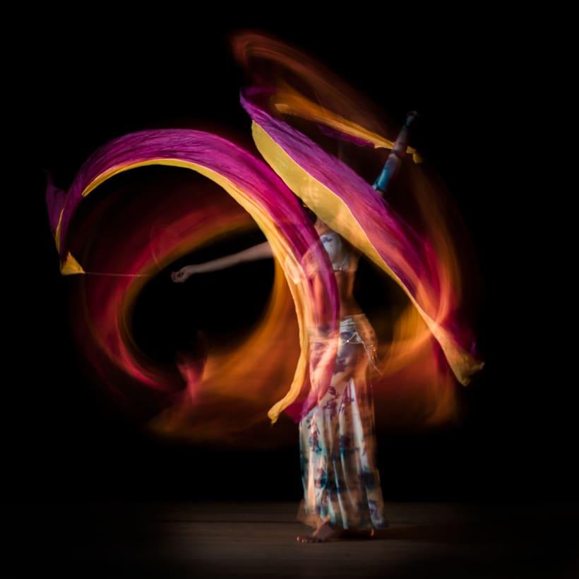 Movimiento y luz 5