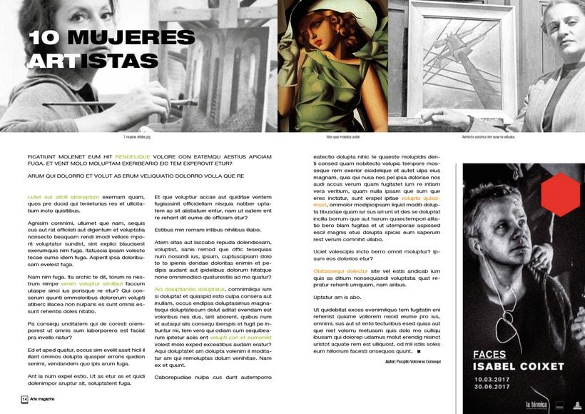 Revista de arte 8