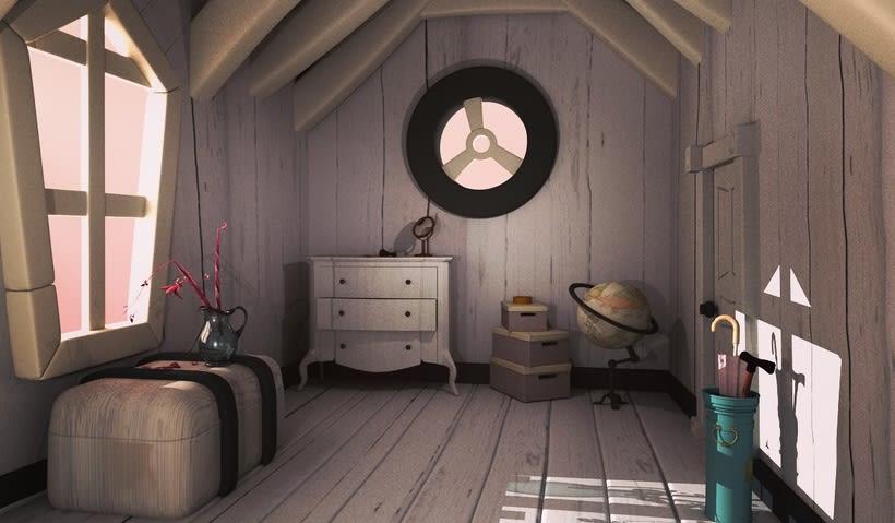 Interior 3D 1