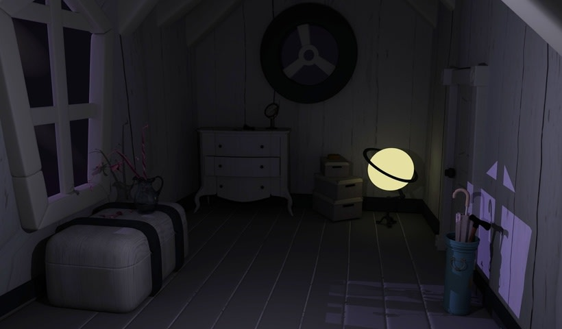 Interior 3D 3