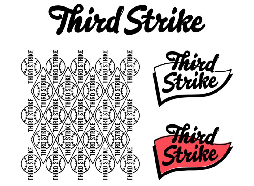 Third Strike Álbum Artwork 2