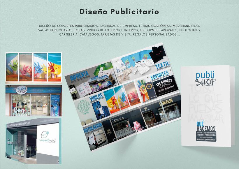 Popurrí: Diseño de Soporte Publicitario -1