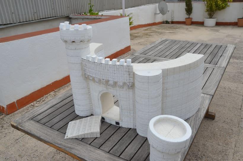 Modelismo - Escenografía (Castillo Medieval) 0