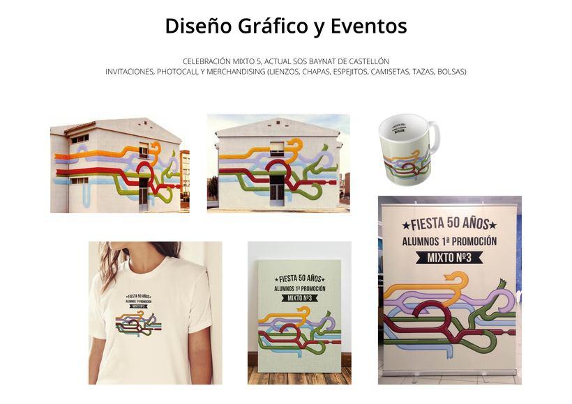 Evento: Fiesta 50 años de Alumnos 1ª Promoción Mixto 3 0