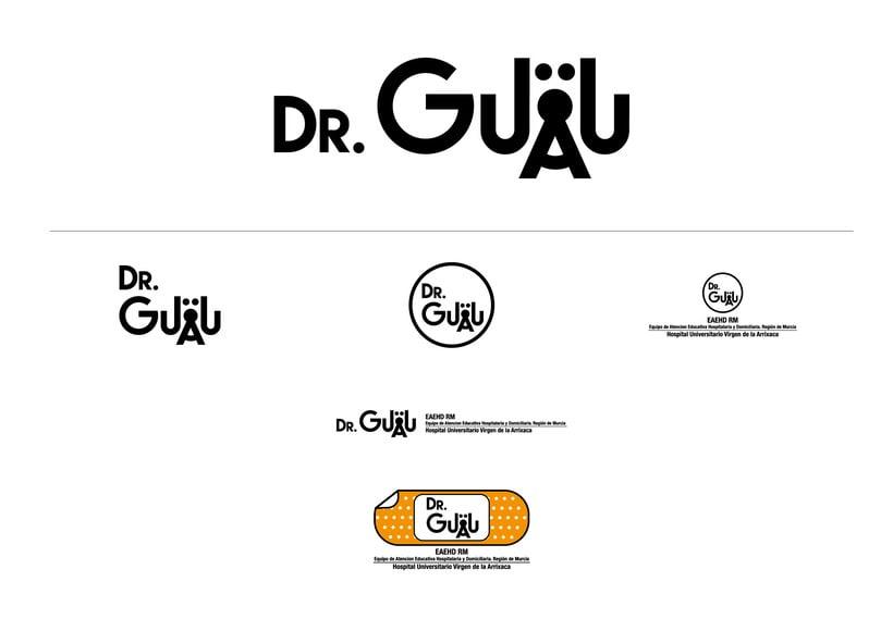 Diseño logotipo para hospital infantil -1
