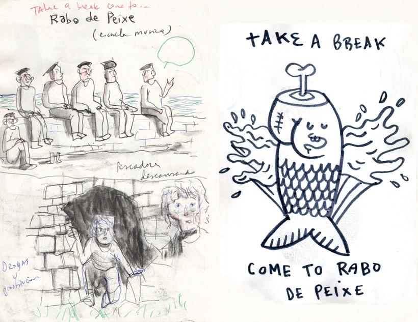 Diario de viaje de las Islas Azores 3