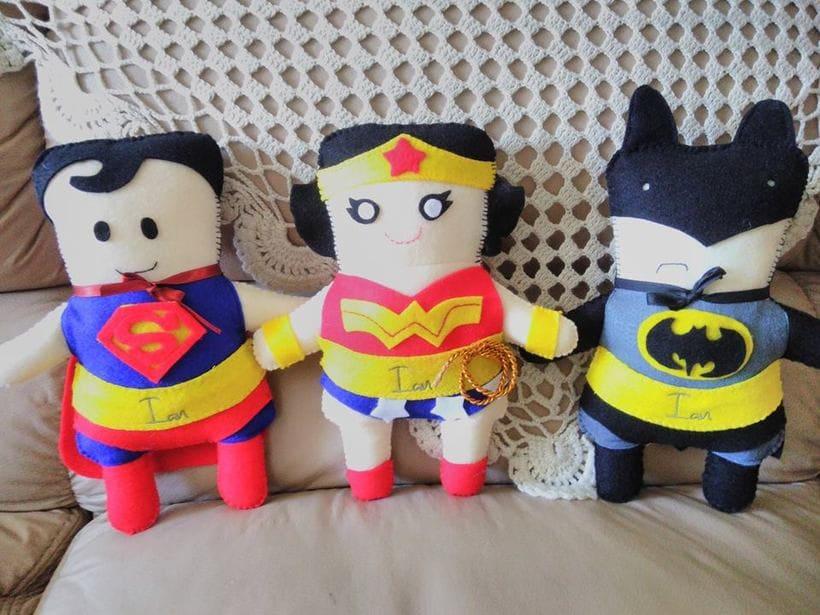 Superheroes 0