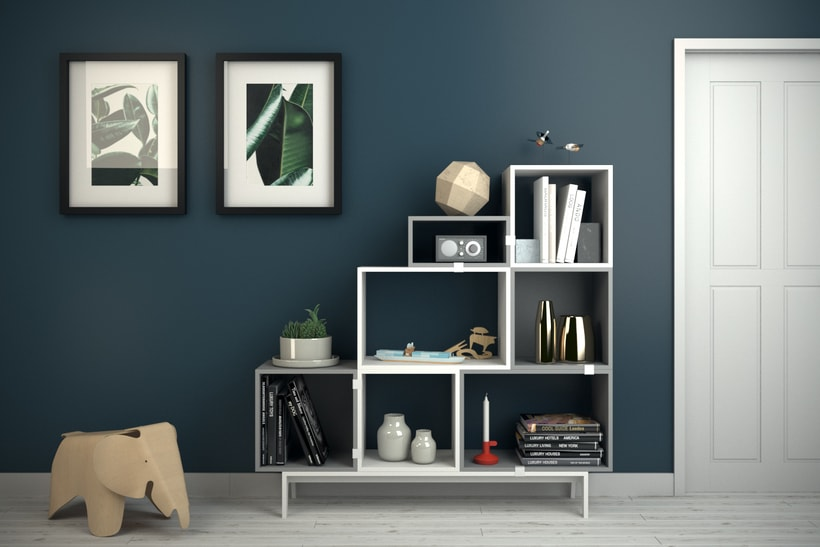 Muuto Stacked Library. -1