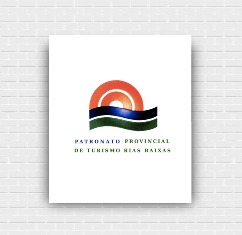 PATRONATO Provincial de Turismo Rias Baixas. Deputación Pontevedra 0